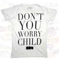 SWEDISH HOUSE MAFIA Don't You Worry Child White T-Shirt
