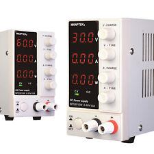 Lab Adjustable Dc Power Supply 0 30v 0 10a Precision Variable Digital Power Usa