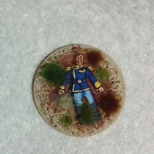25mm 28mm well painted warhammer 40k Dead Mordian ironguard objective marker