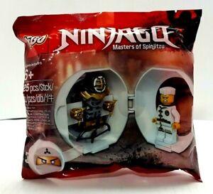 Lego Ninjago 5005230 Zanes Kendo Training Pod Polybag New And Sealed