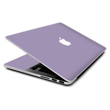 Skin Wrap for MacBook Pro 15 inch Retina  Solid Lavendar