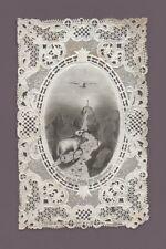 Image religieuse dentelle - Editeur : Villemur    (C6988)