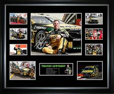Craig Lowndes Farewell Thanks Lowndesy  Limited Edition Framed Memorabilia