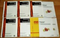 9x Zeitschrift für Katalanistik 2014 2013 2012 2011 Romanistik Sprachwissenschaf