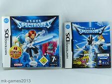 Spectrobes für Nintendo DS/Lite/XL/3DS - OVP+Anl. - Sehr gut