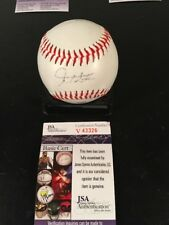 Giancarlo Stanton Yankees Auto Autographed Baseball Ball JSA Certified