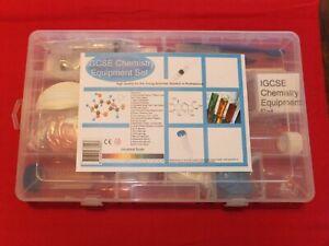 iGCSE Chemistry Equipment Set Laboratory Set NEW KS3 & Human Biology