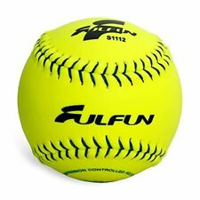 Practice Softball Official Size and Weight Professional Quality