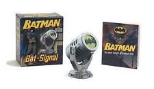 Batman: Bat Signal by Danielle Selber (Mixed media product, 2012)