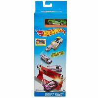 Hot Wheels Action - Drift King Vehicle Playset Includes Diecast Vehicle