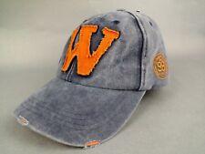 1b001ef369f NWT Zara W Running Club Since 98 Vintage Distressed Style 5 Panel Hat Size  M NEW