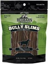 Redbarn Bully Slims Dog Treats 40 Count Each 10oz Each 45 Protein