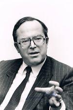 "Belgium PM Wilfried Martens 1936-2013 genuine autograph 6""x8"" signed photo"