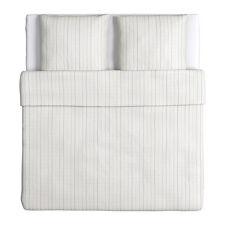 IKEA ESTOCOLMO Ropa de cama, Conjunto de 3 piezas, beige 200x200 - 60x70 cm