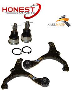 Pour Honda Civic Type R 2001> avant Bras Triangle Suspension & Joints à Rotule