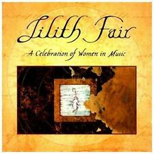 Lilith Fair: A Celebration of Women in Music by Various Artists (2 CD's)