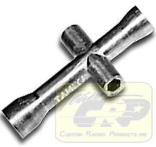 4 WAY WRENCH Blackfoot Xtreme 58312 Super 58321 Clod Buster 58065 Tamiya 50038-W