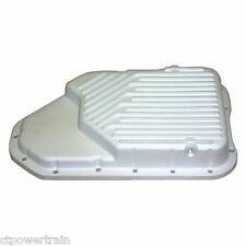 Transmission Low Profile Oil Pan GM Chevy Pontiac 2004R New As Cast Aluminum HD
