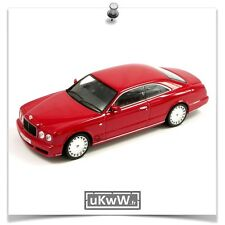 Minichamps 1/43 - Bentley Brooklands 2007 rouge
