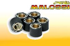 6 Galet MALOSSI 9G 20x17 pour scooter YAMAHA Tricity et MBK Tryptik 9 gr