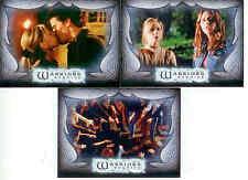 Buffy Season 7 Trading Card Box Card Set (3)