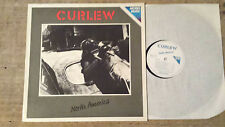 Curlew ‎– North America - Tom Cora, Fred Frith, George Cartwright - LP