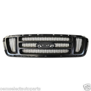 OEM NEW 2004 Ford F-150 Lincoln Mark LT Chrome Front Grille 4L3Z8200AA