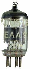 EAA91 Doppeldiode. Eine Radioröhre von Industria. ID19836