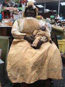 Arnett's Country Store - Maynard Arnett Doll - MAGNOLIA - LIFESIZE - Hugely Rare