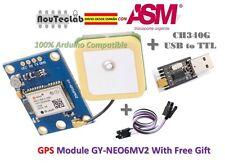 NEO-6M GY-NEO6MV2 GPS Módulo NEO6MV2 Vuelo Controlador EEPROM con Regalo