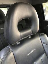 Mitsubishi l200 2.5tdi Leather headrest main K74 98-06 reg