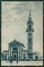 Varese Gorla Minore SCOLLATA cartolina QK5624