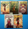 SPIDER-WOMAN ORIGIN #1-5 complete Marvel Mini Series Bendis Luna Brothers NM NEU