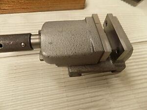 Schraubstock für Deckel S 1