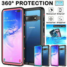 For Samsung Galaxy S9 S10 S20 Plus/Ultra  Waterproof Case Shockproof Armor Cover