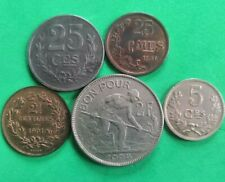 More details for luxemburg coins high grade, 1901, 1920, 1924 etc.