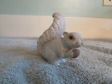 Vintage Fitz & Floyd Squirrel with Acorn Figurine Ff
