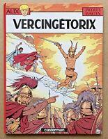 ALIX T. 18 VERCINGÉTORIX EO 1985 / J. Martin Univers Tintin Lefranc Jhen