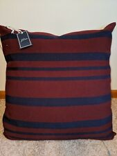 J. Crew Home Decorative Throw Pillows Nwt 18� X 18� Rare Sold Out!