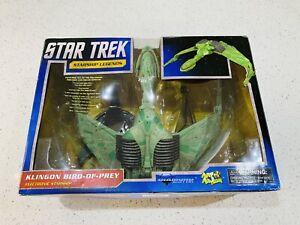 Star Trek IV Klingon Bird Of Prey Perfect condition