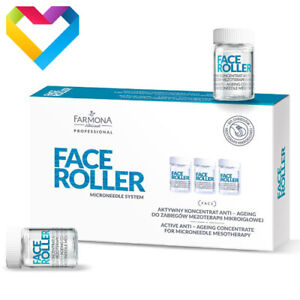 Farmona Professional FACE ROLLER Active Anti-Ageing Ampoule Concentrate 5x5ml