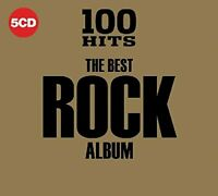 100 Hits  The Best Rock Album [CD]
