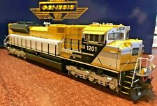 HO Athearn Genesis EMD Lease SD70ACe #1201 with DCC/Tsunami 2 Sound