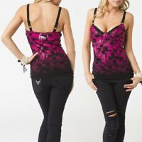 Metal Mulisha Ladies Fever Cami Size S