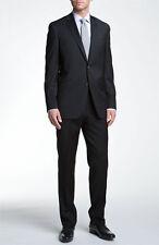 New Ted Baker London Endurance 'Jones' Trim Fit Black Wool Suit 40R $795