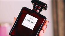 CHANEL No 5 Red Bottle Edition 3.4oz 100 ml Women's Eau de Parfum AUTHENTIC! NEW