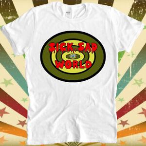 Daria Sick Sad World Tv Series Cool Gift Vintage Retro T Shirt 2431