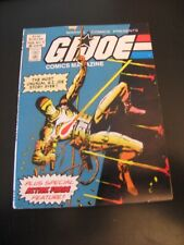 G.I. JOE COMICS MAGAZINE DIGEST #8 (Reprints #21/Key Storm Shadow Issue!) FN+
