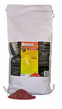 Havoc Rodenticide Rat and Mouse Meal Bait - 25 lb Bag (No Ship California)