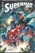 Superman Saga N°3 - Urban Comics/D.C. Comics - Mars 2014